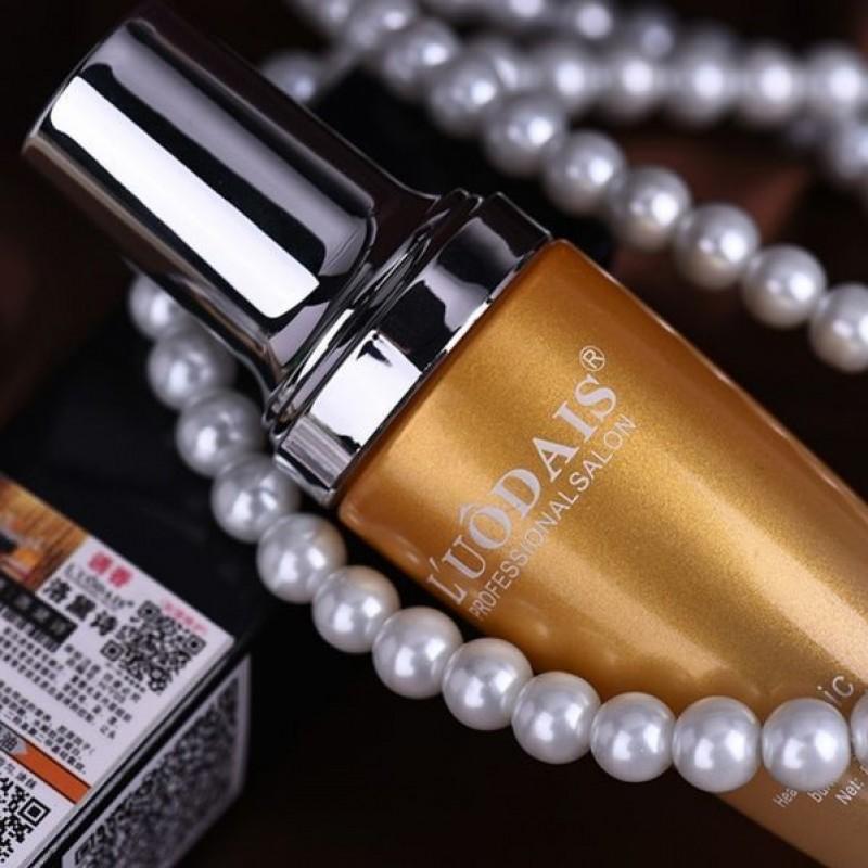 Восстанавливающее парфюмированное масло для волос Luodais с гидролизованным коллагеном 80 мл №3