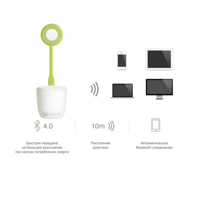 Смарт-лампа KS emoi H0020 Flower Speaker