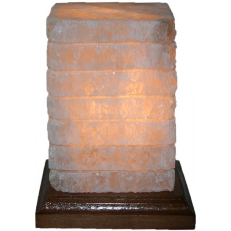 Соляная лампа ЗЕБРА