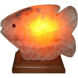 Соляная лампа РЫБКА