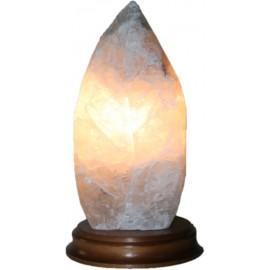 Соляна лампа ЛИСТ простий