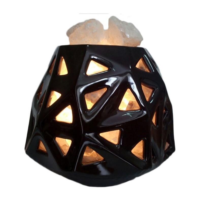 Соляна лампа Орігамі