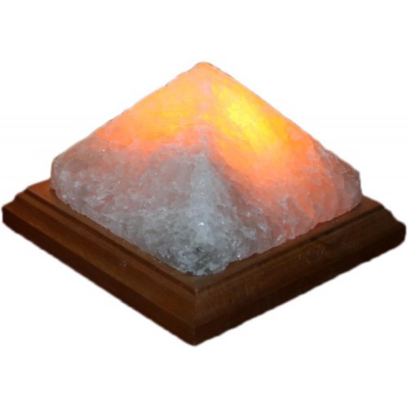 Соляна лампа ПІРАМІДА