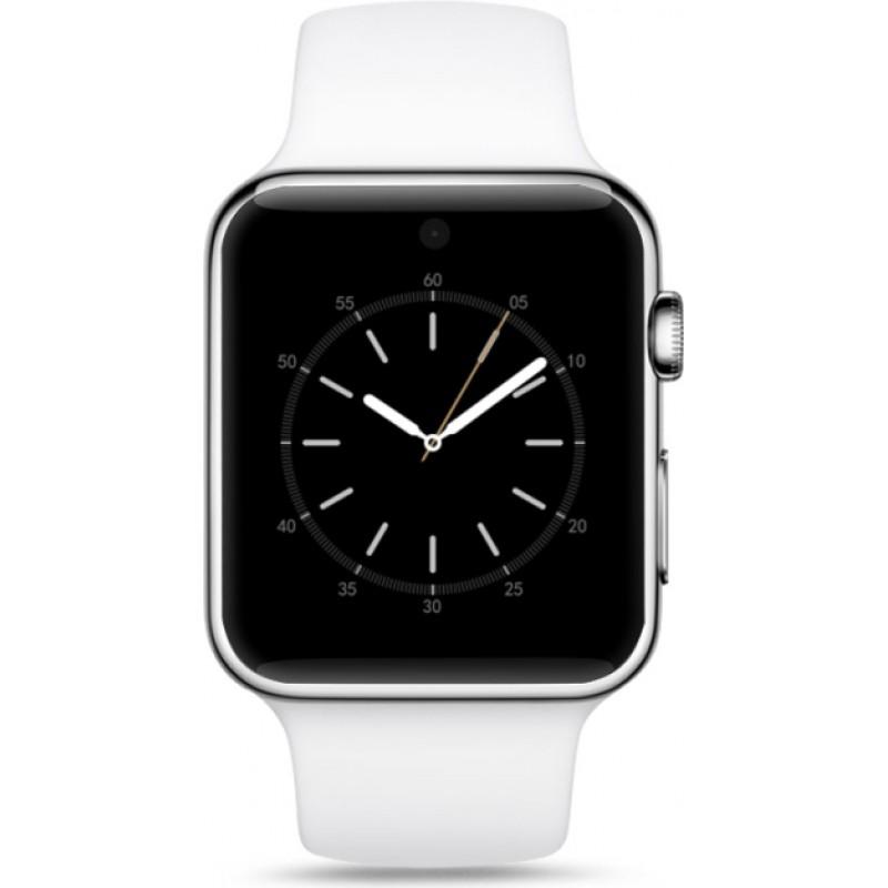 Умные часы Lemfo LF07 (DM09) со слотом под SIM карту (Белый)