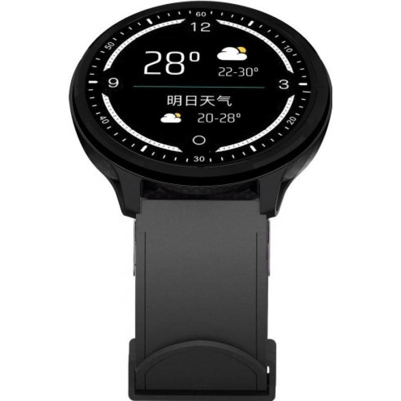 Умные часы Lemfo P69 с тонометром и защитой от воды (Черный)
