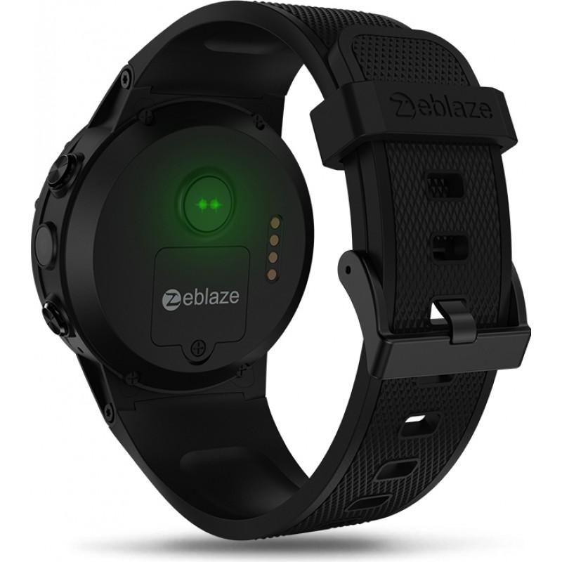 Умные часы Zeblaze Thor 4 на Android 7.0 с поддержкой 4G (Черный)
