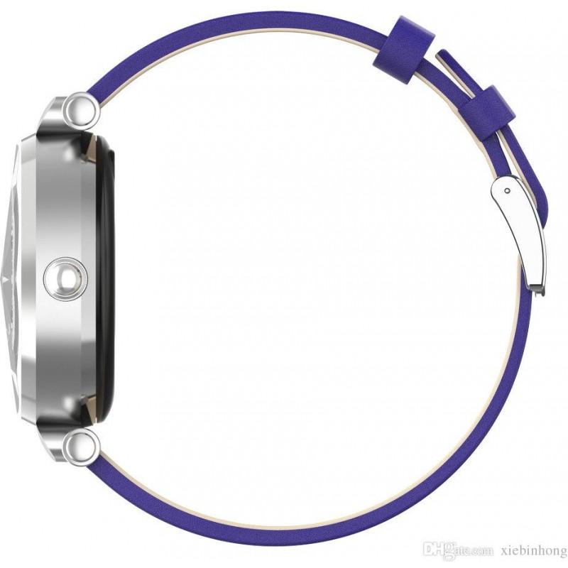 Умный фитнес браслет Finow B80 с измерением давления (Серебристый)