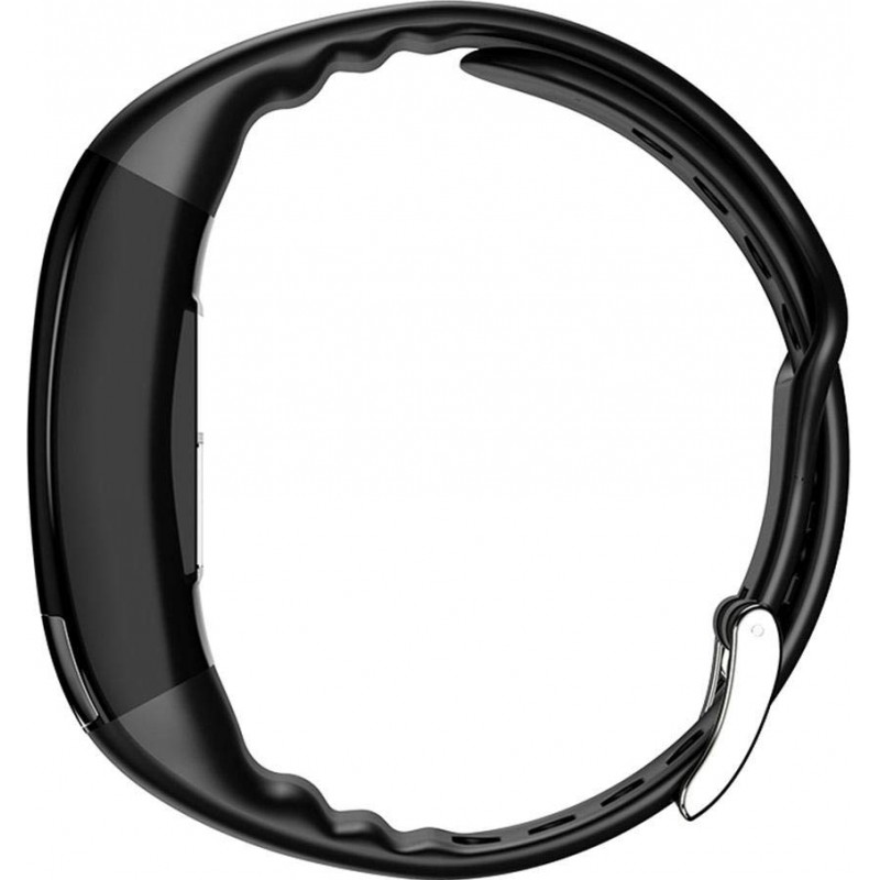 Умный фитнес браслет Lemfo P11 с датчиком ЭКГ (Черный)