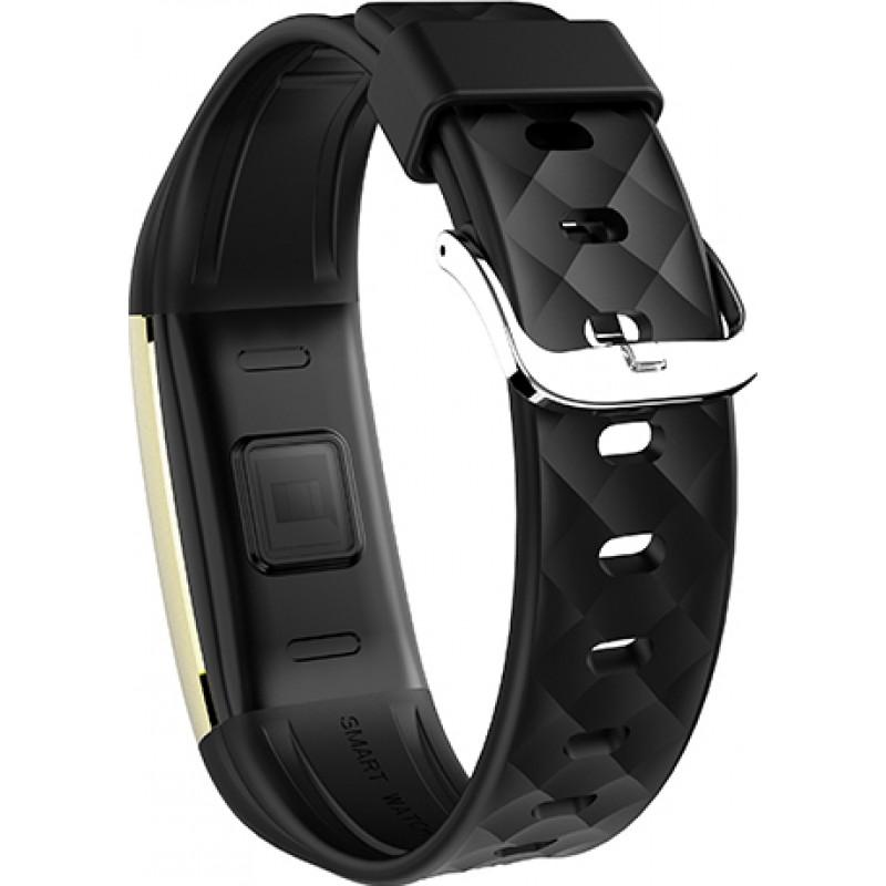 Фитнес браслет Lemfo S2 (Черный)
