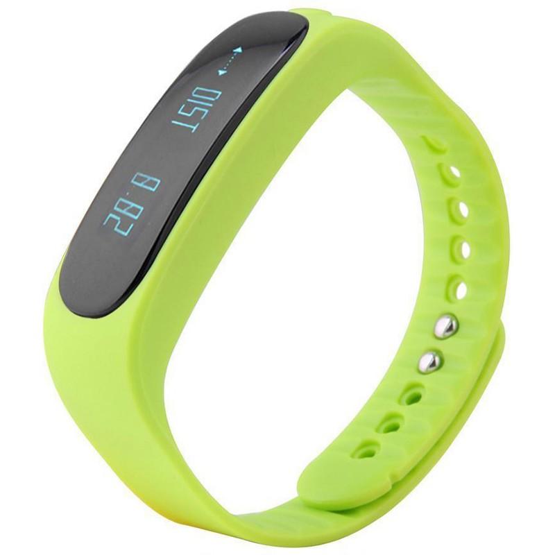 Фитнес-браслет UWatch E02 Green